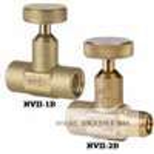 Dwyer Instruments NVII-2B, Needle valve (male x female)