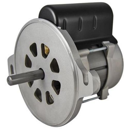 Century Motors OBK6002V1 (AO Smith), 5 5/8 Inch Diameter Permanent Split Capacitor Oil Burner Motor 115 Volts 3450 RPM 1/7 HP 180 Amps