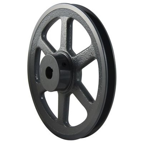 """Packard PAK2558, Single Groove Pulleys For 4L Or A Belts 25"""" OD 5/8"""" Stock Bore"""