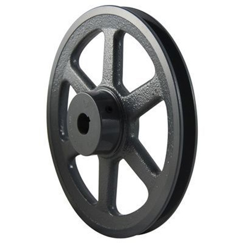 """Packard PAK6158, Single Groove Pulleys For 4L Or A Belts 595"""" OD 5/8"""" Stock Bore"""