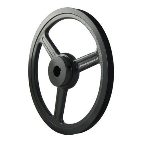 "Packard PAL12434, Stock AL And AM Pulleys For 4L Or A Belts 1193"" OD"