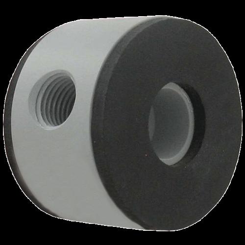 Dwyer Instruments PE-E-1 PVC ORIFICE PLATE FLMTR