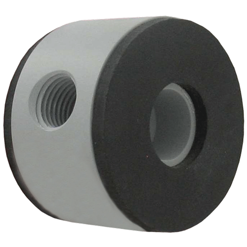 Dwyer Instruments PE-F-2 PVC ORIFICE PLATE FLMTR
