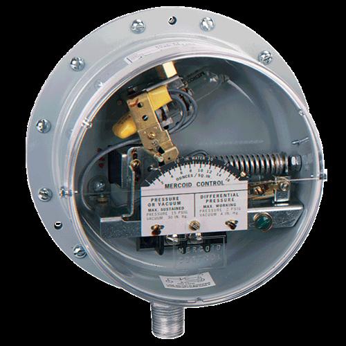 Dwyer Instruments PG-804-P1 DIFF PRESS SW