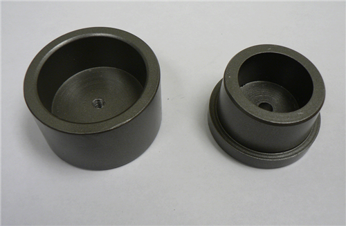 "Pipe Fuser GTT-PF-2, 1"" Heater Adapters"