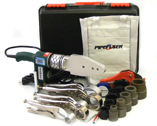Pipe Fuser TK-315, Socket Fusion Commercial Tool Kit
