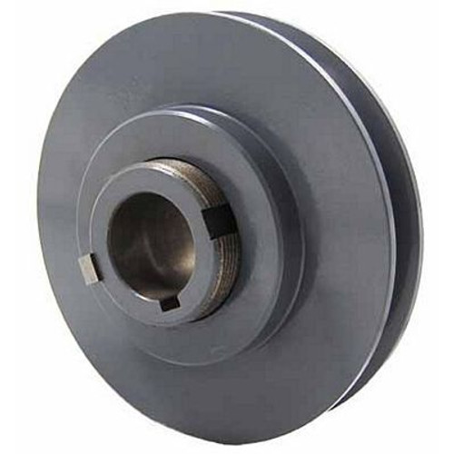 """Packard PVP4058, Stock PVP Variable Pitch Single Groove Pulleys 375"""" OD"""