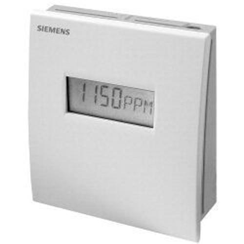 Siemens QPA2002D, SENSOR, CO2 & VOC, ROOM, 0-10V, DISPLAY
