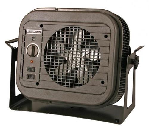 Qmark QPH4A, Portable Electric Unit Heaters, 4000/2667W,240V (3000/2000W,208V)
