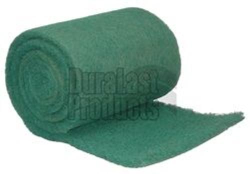 """DuraLast R-1-2, 1/2""""X25""""X48' Hog Hair Bulk Roll Filter, 100sqft/roll"""