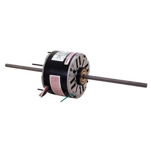 Century Motors RA1026 (AO Smith), 5 5/8 Inch Diameter Double Shaft Fan/Blower Motor 208-230 Volts 1075 RPM 1/4 HP