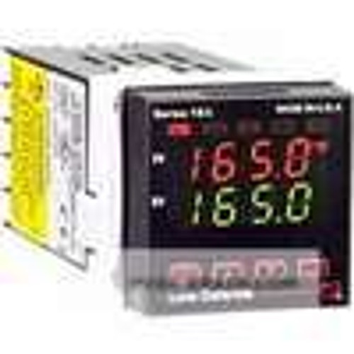 Dwyer Instruments 16A2133, Temperature controller/process, Two relay outputs, with alarm