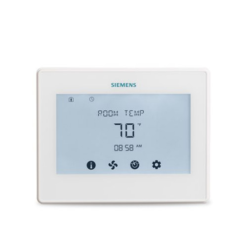Siemens RDY2000, Commercial Room Thermostat