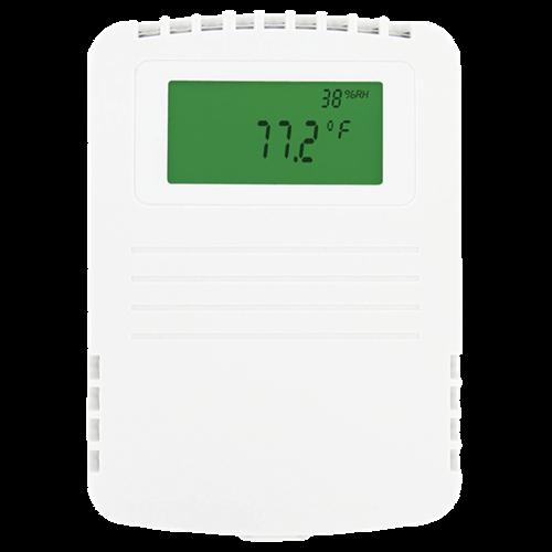 Dwyer Instruments RHP-2W11-LCD 2% WALL RH/TEMP 4