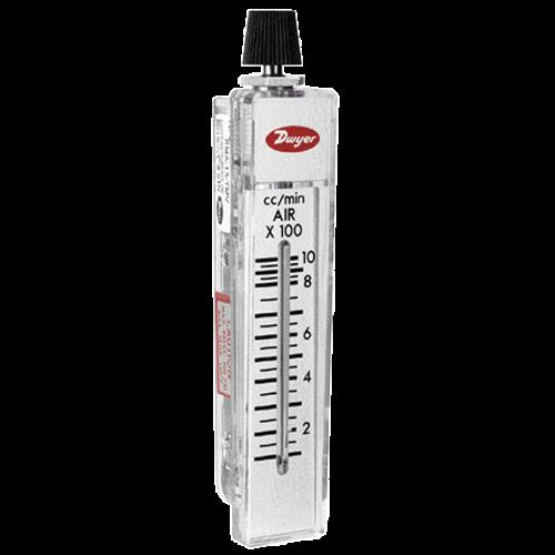 Dwyer Instruments RMA-7-TMV 5-50 SCFH AIR