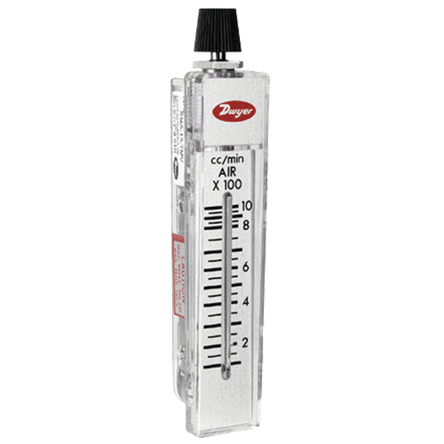 Dwyer Instruments RMA-8-TMV 10-100 SCFH AIR