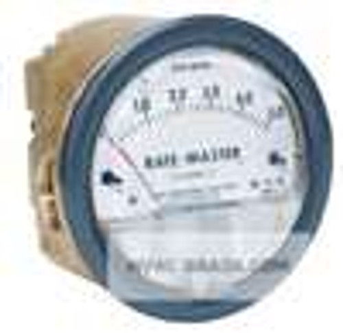 "Dwyer Instruments RMV-2-3, Dial type flowmeter, 0-10 GPM water, 1"" female NPT"