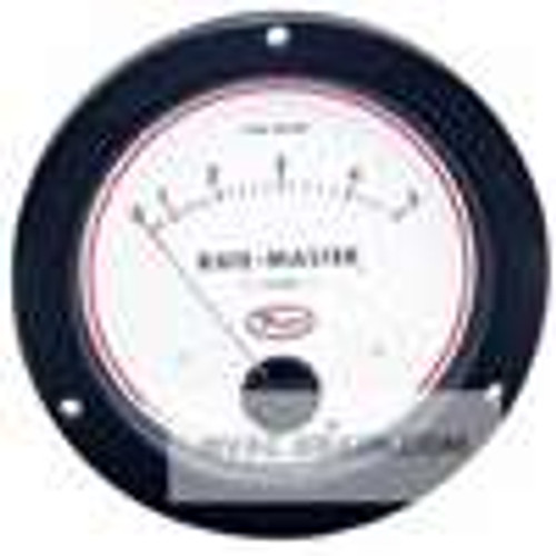 Dwyer Instruments RMVII-10, Dial-type flowmeter, range 0-10 SCFM, 0-280 LPM air