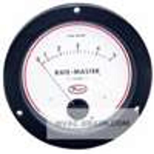 Dwyer Instruments RMVII-12, Dial-type flowmeter, range 0-30 SCFM, 0-850 LPM air