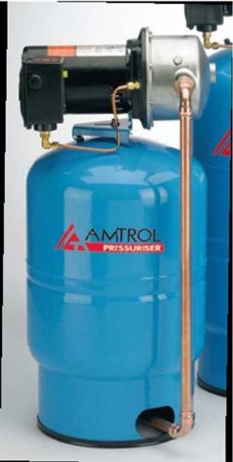 AMTROL RP-10HP, 392907 10 GPM SYSTEM, RP MODELS: AMTROL PRESSURISER_ CITY WATER PRESSURE BOOSTER SYSTEMS