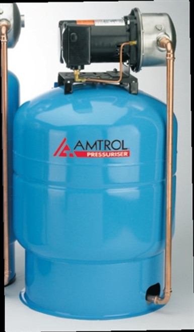 AMTROL RP-25HP, 2201-28 25 GPM SYSTEM, RP MODELS: AMTROL PRESSURISER_ CITY WATER PRESSURE BOOSTER SYSTEMS