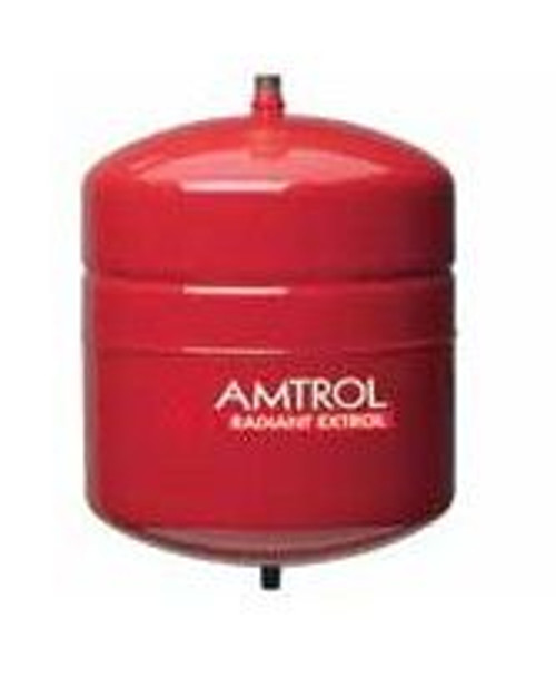 AMTROL RX-30, 141-305 INLINE MOUNTING, RX MODELS: RADIANT EXTROL_ HEATING SYSTEM EXPANSION TANK