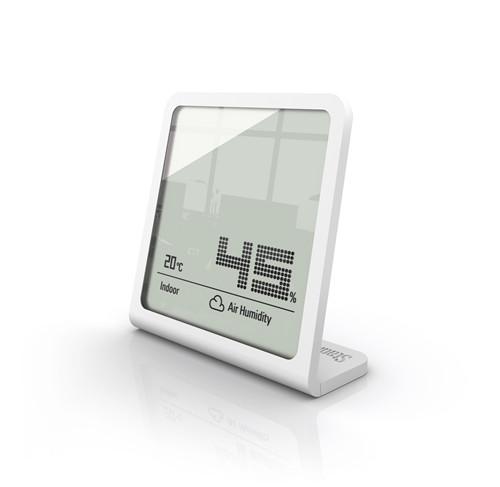 Stadler Form S-001, SELINA Hygrometer, White