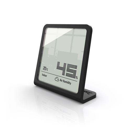 Stadler Form S-002, SELINA Hygrometer, Black