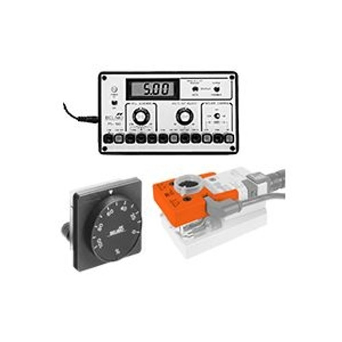Belimo S1A, Auxiliary Switch, 1x SPDT, 3A (05A inductive) @ 250 VAC