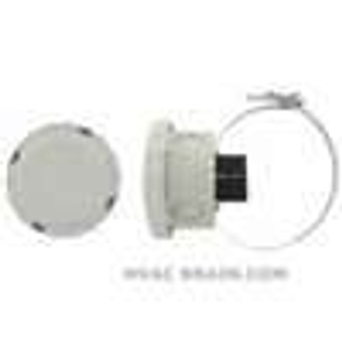 Dwyer Instruments S2-43, Surface mount temperature sensor, NI 1000 sensor in plastic NEMA 4X box