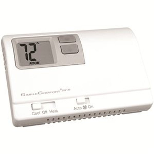 ICM SC2010L, Standard Thermostat