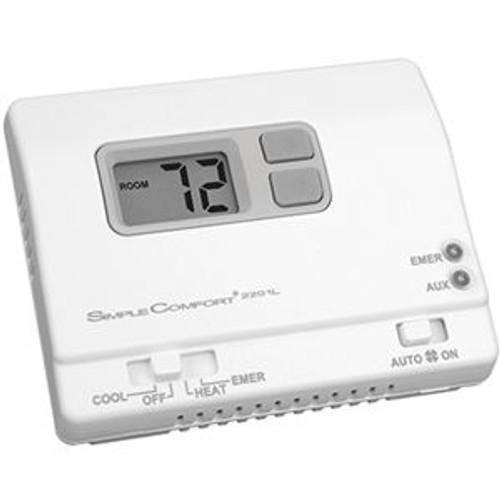 ICM SC2201L, Standard Thermostat