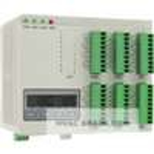 Dwyer Instruments SCD-8100, Multi-loop DIN rail mount temperature base controller with RTD input