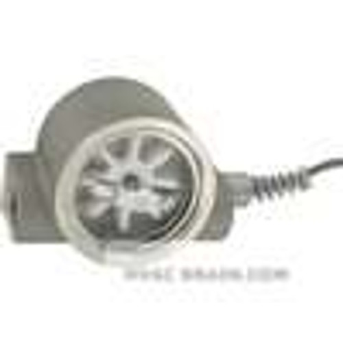 Dwyer Instruments SF11, Sight flow transmitter, clear polycarbonate cover
