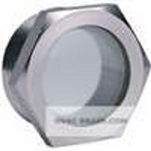 """Dwyer Instruments SFI-550-1, Sight window, 1"""" male NPT"""