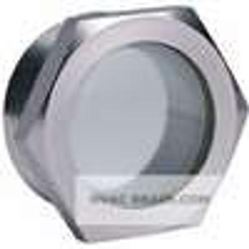 """Dwyer Instruments SFI-550-2, Sight window, 2"""" male NPT"""