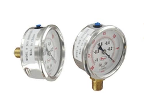 """Dwyer Instruments SGY-D11222N-GF 25"""" SS GAGE"""