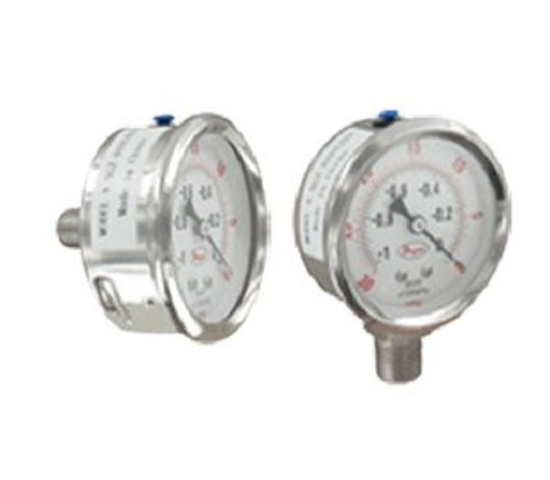 "Dwyer Instruments SGZ-D10542N 25"" SS GAGE"