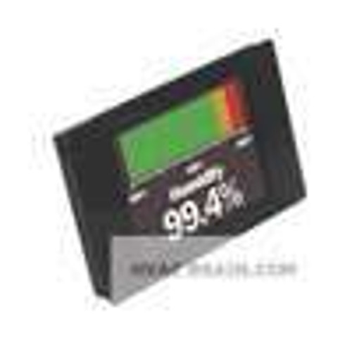 """Dwyer Instruments SPPM-35-C, Smart Programmable Panel Meter with 0-50 mA input with 35"""" display"""