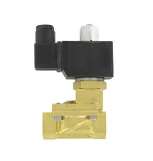 "Dwyer Instruments SSV-B7N4 BR 1-1/4"" 24VDC,NPT"