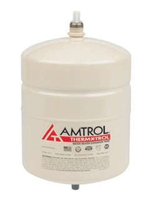 AMTROL ST-12, 141N43 HIGH-GLOSS TAN, ST MODELS: THERM-X-TROL_ INLINE THERMAL EXPANSION TANK, 5-Year Warranty