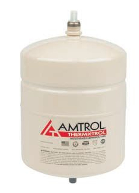 AMTROL ST-5, 140N43 HIGH-GLOSS TAN, ST MODELS: THERM-X-TROL_ INLINE THERMAL EXPANSION TANK, 5-Year Warranty