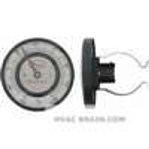 """Dwyer Instruments STC141, Pipe-mount bimetal surface thermometer, range 0 to 150¡F, 3/4"""" to 7/8"""" pipe"""