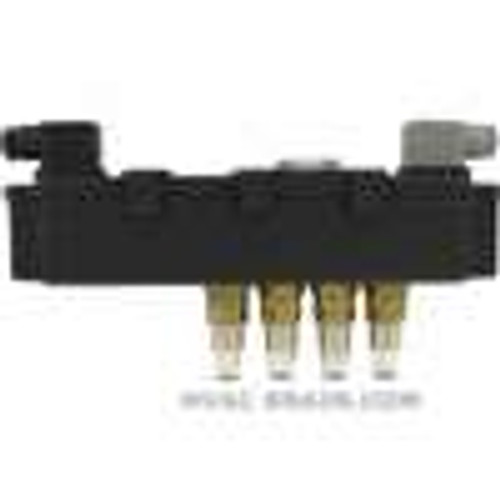 Dwyer Instruments SVT-4, Solenoid valve enclosure with timer, 90-240 VAC, 4 valves