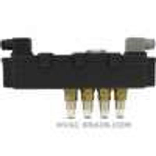 Dwyer Instruments SVT-5, Solenoid valve enclosure with timer, 90-240 VAC, 5 valves