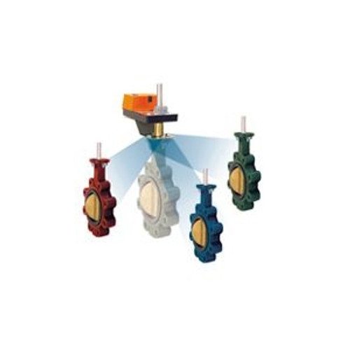 Belimo UFLK4828, Retrofit Kit, 3W 25 Flowseal 3L/W SY3