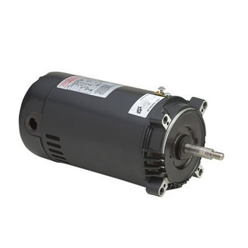 Century Motors UST1152 (AO Smith), NEMA C-Face Pool Filter Motor 3450 RPM 115/230 Volts 1 1/2 HP