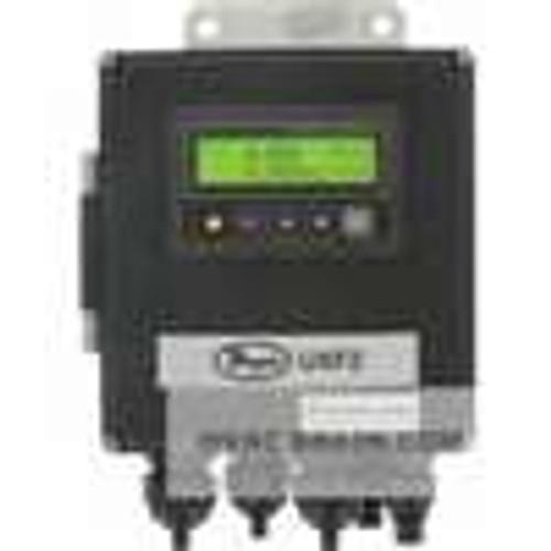 Dwyer Instruments UXF2-31P1, Ultrasonic flow converter, 20 to 30 VDC