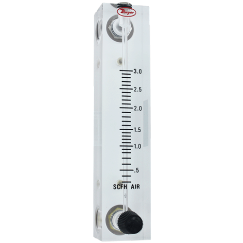 Dwyer Instruments VFB-54-SSV 15-150 SCFH AIR