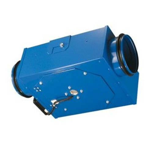 """Vents US VKP 150, 6""""inline square centrifugal metal fan"""